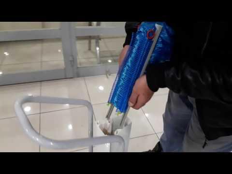 Galoşmatik Kullanımı Pratik ve Hızlı Galoş Giyme Makinası