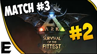 ARK Survival of the Fittest SOTF ➤ Solo Gameplay - STARTING MY TRIKE ARMY [Part 2]