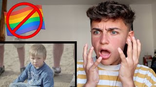 REACTING TO ANTI GAY COMMERCIALS (Anti LGBT)