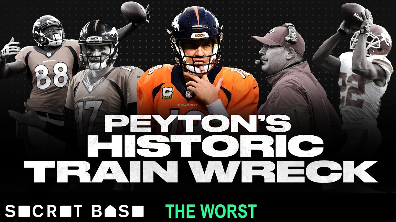 Peyton Manning's worst game was a record-breaking nightmare that cost the Texans millions thumbnail
