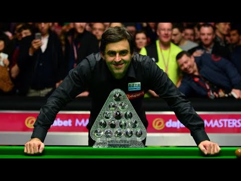 The Best of Ronnie O'Sullivan at MASTERS [1995-2019]