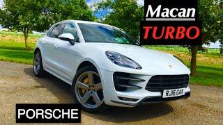 2016 Porsche Macan Turbo Review - Inside Lane