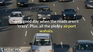 preview picture of video 'Smart Way To Avoid Travel Hassle Plus Gain High ROI In Real Estate'