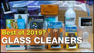 Want spotless tank glass? Try these Best Cleaners of 2019!