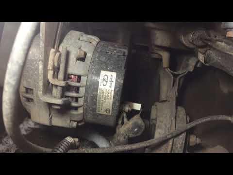ремонт генератора ВАЗ-2114 (08-15)...