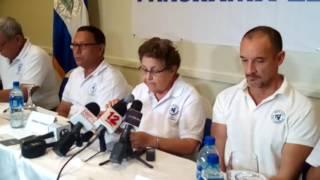 Conferencia de prensa/Informe preliminar de las elecciones 2016
