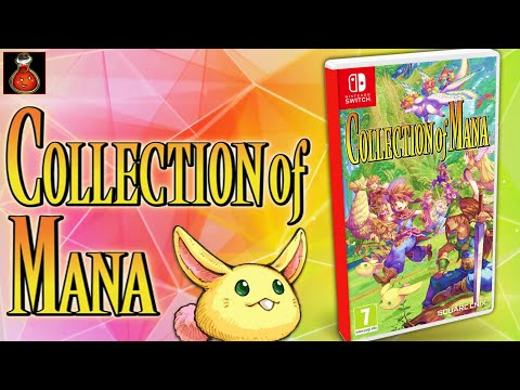 COLLECTION OF MANA - Analisis [Nintendo Switch]