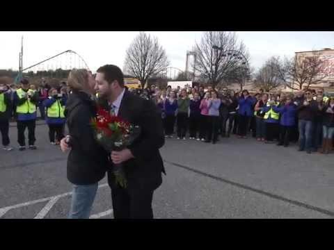 Proposal Video: Tia + Price's Flash Mob Proposal