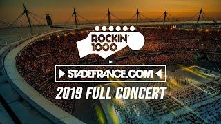 Rockin' 1000 – Live at Paris 2019