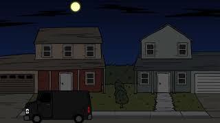 True Disturbing Neighbor Horror Story Animated