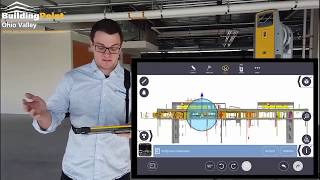 Manual Scan to BIM Placement with Trimble Field Link