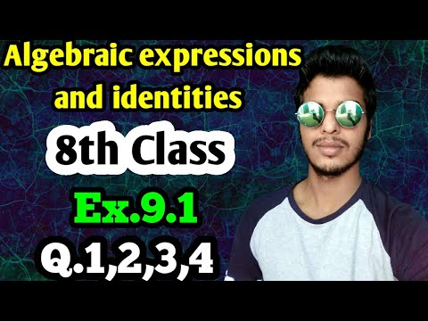 Ex 9 1 Q  No  8 & 9 Ch 9 Class 9th Maths Quadrilateral