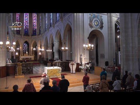 Messe du 20 août 2021 à Saint-Germain-l'Auxerrois