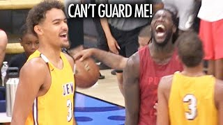 Trae Young To The Drew League Was CRAZY Without A Doubt Although Frank Nitty Tried Him