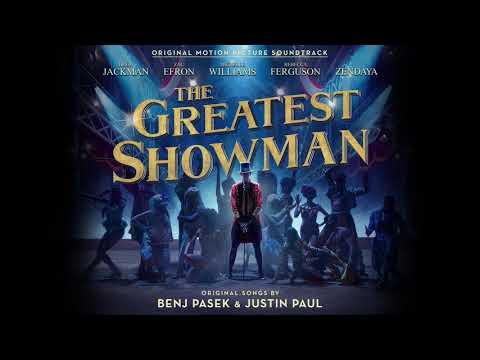 The Greatest Showman Cast - A Million Dreams (Official Audio)