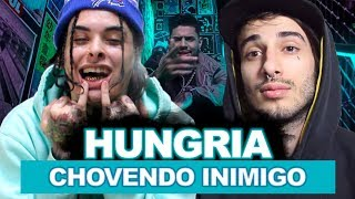 Hungria Hip Hop   Chovendo Inimigo Prod. MOJJO | ANÁLISE VERSATIL