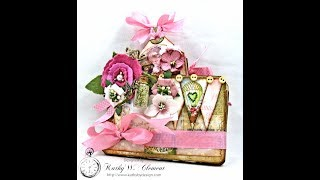 Fairy Happy Birthday Wishes Gift Wallet By Kathy Clement
