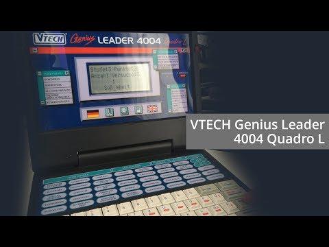 VTECH Genius Leader 4004 Quadro L Lerncomputer