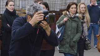 BTS with Georges Antoni: Broncolor HMI Workshop