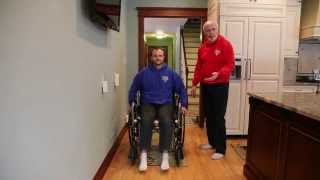 Wheelchair Accessibility Doorways & Flooring