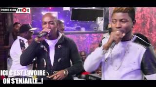 YABONGO LOVA ET DJ MATRIX AU ZOUGLOU LIVE À LIVOIRE DE PARIS