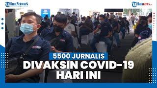 5500 Orang Jurnalis di Jabodetabek Mulai Divaksin Covid-19 Hari Ini di GBK