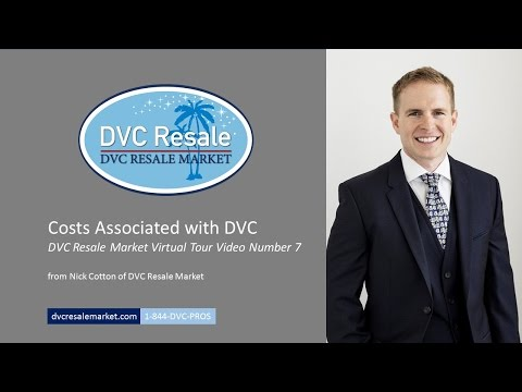 Costs Associated with DVC - Virtual Tour Video 7