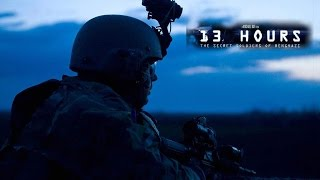 13 HOURS| Special Ops Vets Discuss Elite Military Units