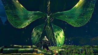 Dark Souls Remastered - Moonlight Butterfly Boss Fight (1080p 60fps) PS4 PRO