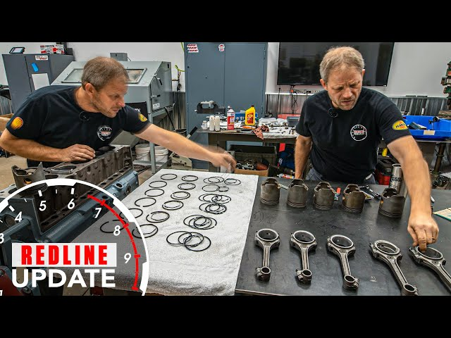 Behind the scenes of our Chevy 216 Stovebolt Redline Rebuild
