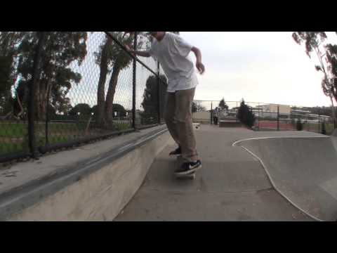 A Day at Millbrae Skatepark with SAY-10 KREW