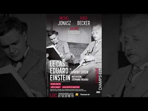 """Bande Annonce """"Le Cas Eduard Einstein"""" de Laurent Seksik"""