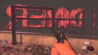 Black Ops 2 Zombies: Tranzit Galvaknuckles Secret Location!