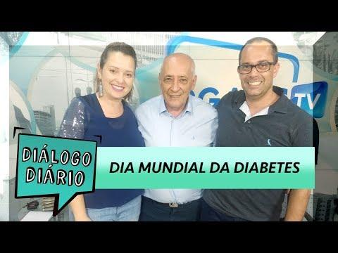 Diálogo Diário - Dia Mundial do Diabetes