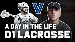 A DAY IN THE LIFE | D1 LACROSSE