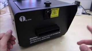 1Byone Low Lying Fog Machine QL-0045 Review