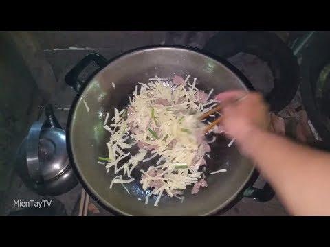 Lươn kho sả và măng xào [Miền Tây TV]