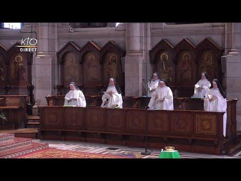 Prière du Milieu du jour du 27 mai 2021 des Bénédictines du Sacré-Coeur de Montmartre