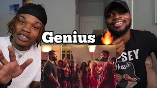 Chris Brown   No Guidance (Official Video) Ft. Drake   REACTION