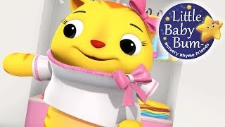 Little Baby Bum | Getting Dressed Part 2 | Nursery Rhymes for Babies | Songs for Kids
