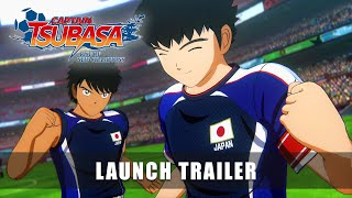 CAPTAIN TSUBASA: RISE OF NEW CHAMPIONS – Launch Trailer