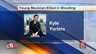 Kyle Yorlets: Musician robbed, fatally shot outside Nashville home