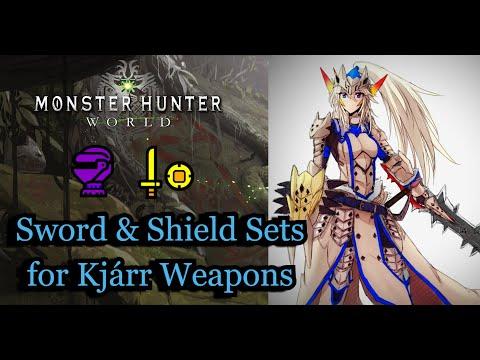 Top Twelve Kjarr Weapons Mhw List {Kwalai}