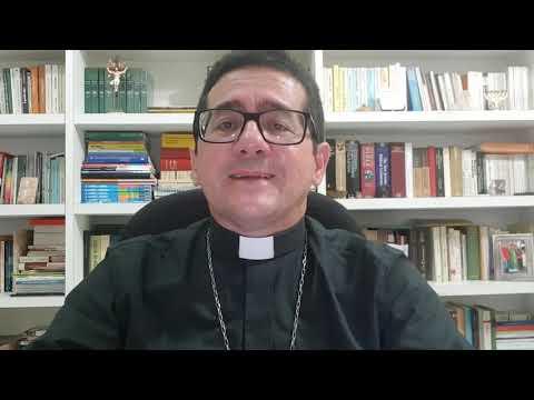 Dom Paulo Jackson - O Evangelho do dia 07/04/20