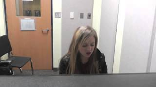 """Jocelyn Savage Covers """"Words"""" By Anna Graceman"""