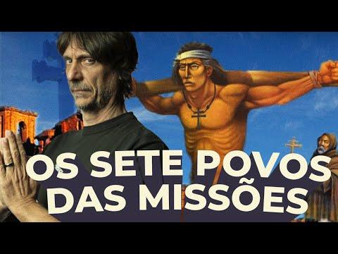 OS SETE POVOS DAS MISSÕES ORIENTAIS - EDUARD...