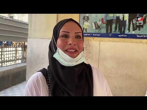 دعوات من سيدات طنطا للمشاركة في انتخابات مجلس الشيوخ