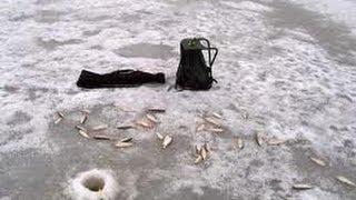 Рюкзак палатка для зимней рыбалки