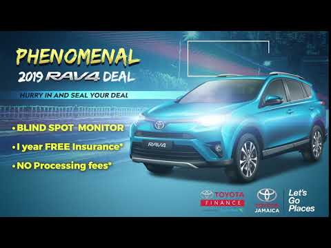 Phenomenal 2019 RAV4 Deal