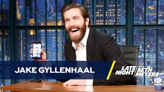 Did anyone see Late Night Jake Gyllenhaal proved their bromance live on